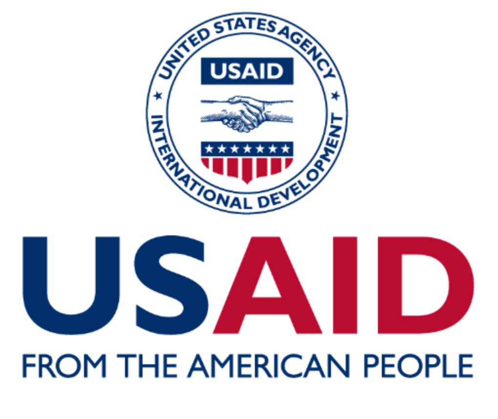 Logo of the United States Agency for International Development
