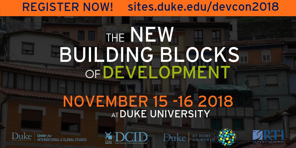 A multidisciplinary conference on international development