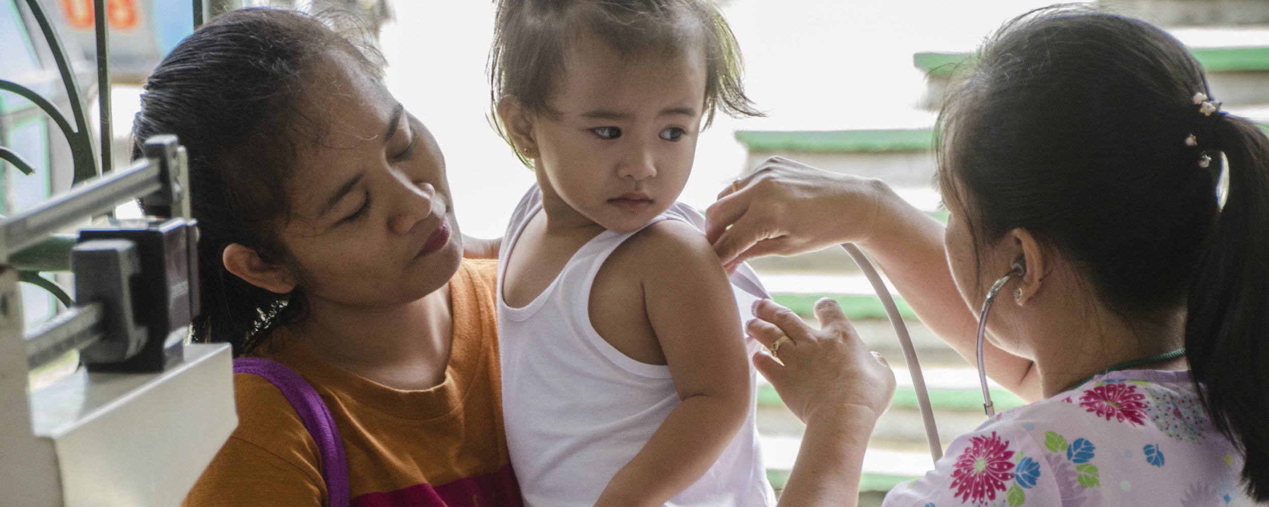 How to strengthen the health of children