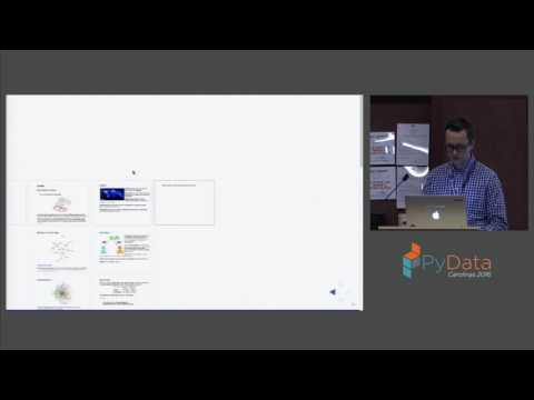 Rob Chew, Peter Baumgartner | Connected: A Social Network Analysis Tutorial with NetworkX