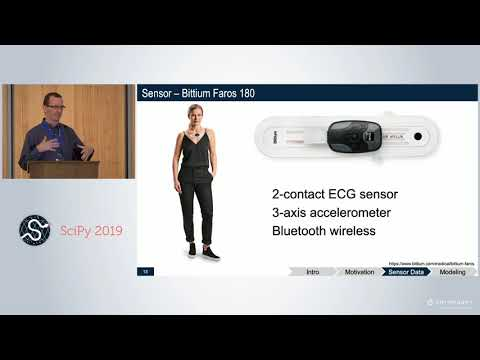 Challenges in Detecting Physiological Changes Using Wearable Sensor Data | SciPy 2019 | E. Preble