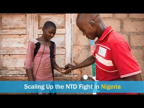 ENVISION In Focus: Scaling Up the NTD fight in Nigeria