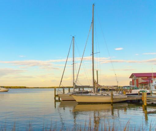 Chesapeake Bay in Maryland