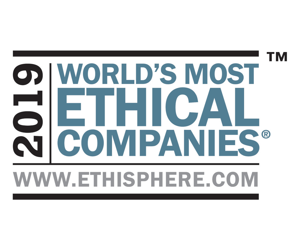 2019 Most Ethical Company