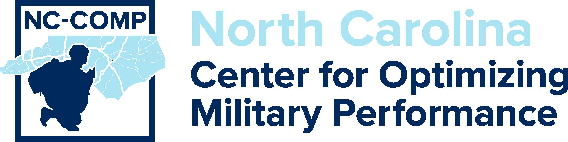 North Carolina Center for Optimizing Military Performance logo