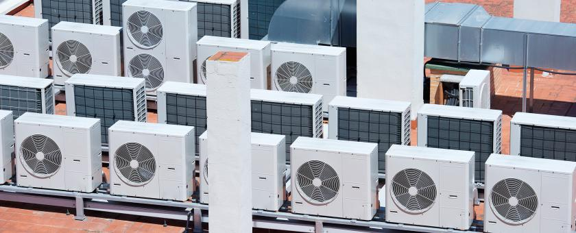 Air conditioners in Abu Dhabi