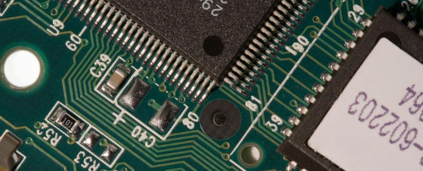 Integrated chip with packaging technology