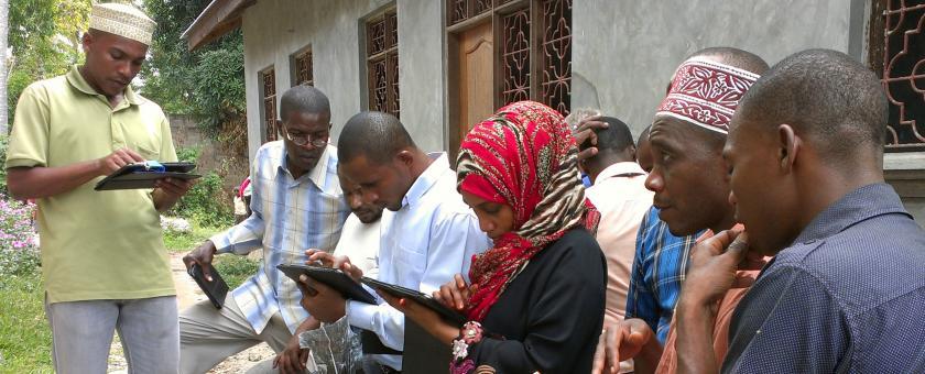 malaria surveillance officers