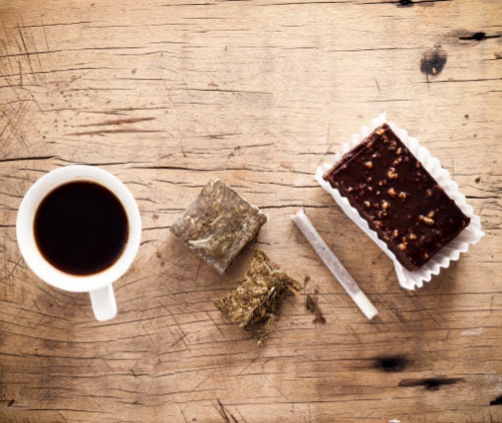 Marijuana edible (510)
