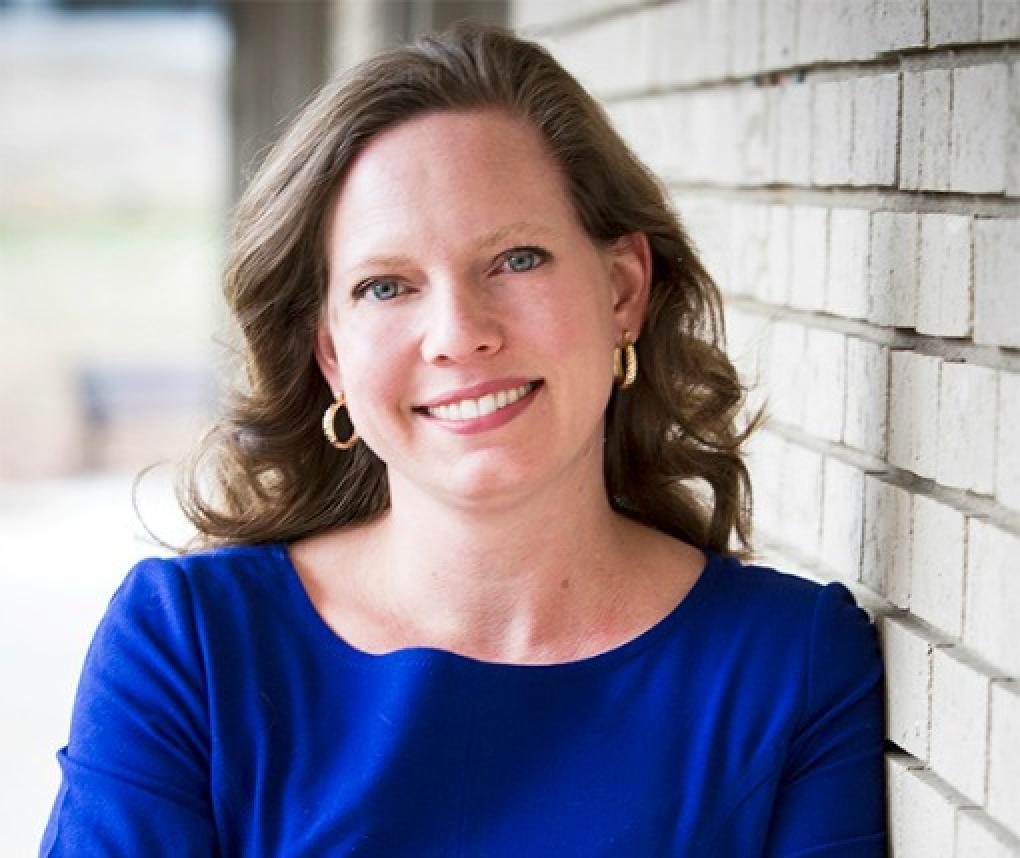 Headshot of Ginger Rothrock