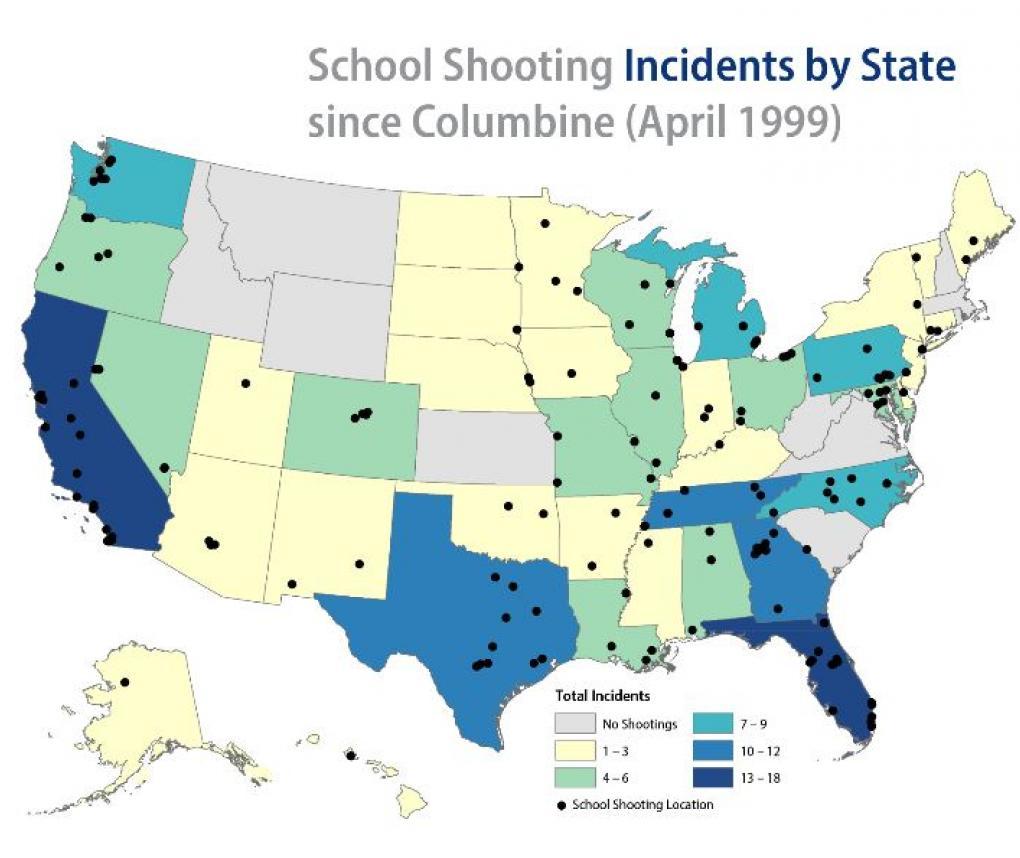 Are Schools Prepared For School Shootings? RTI