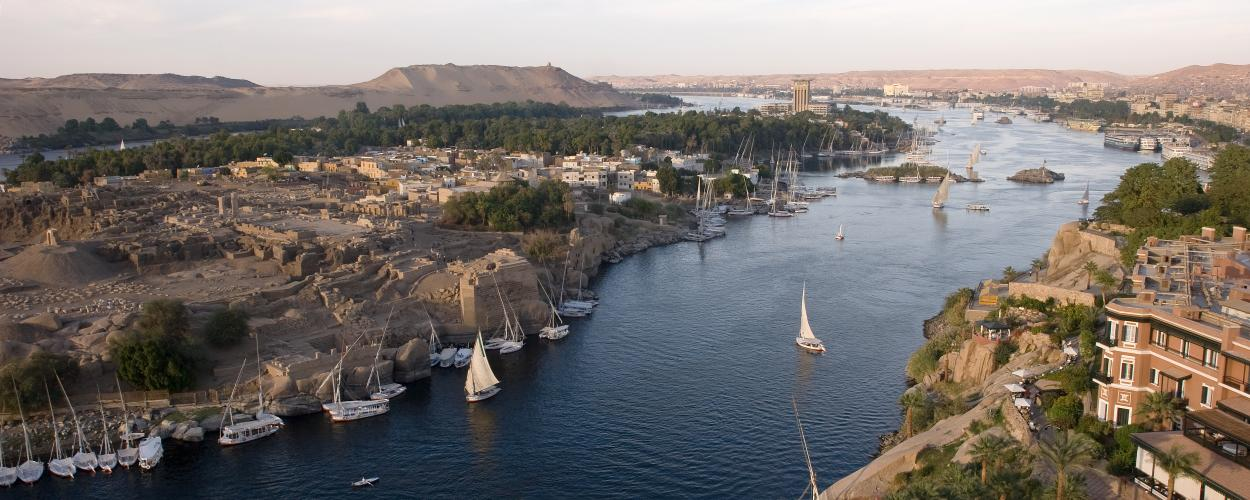 The Nile River Basin