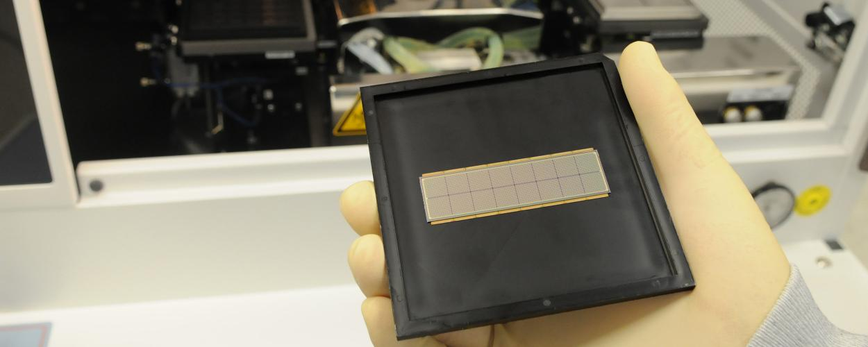 integrated wafer device