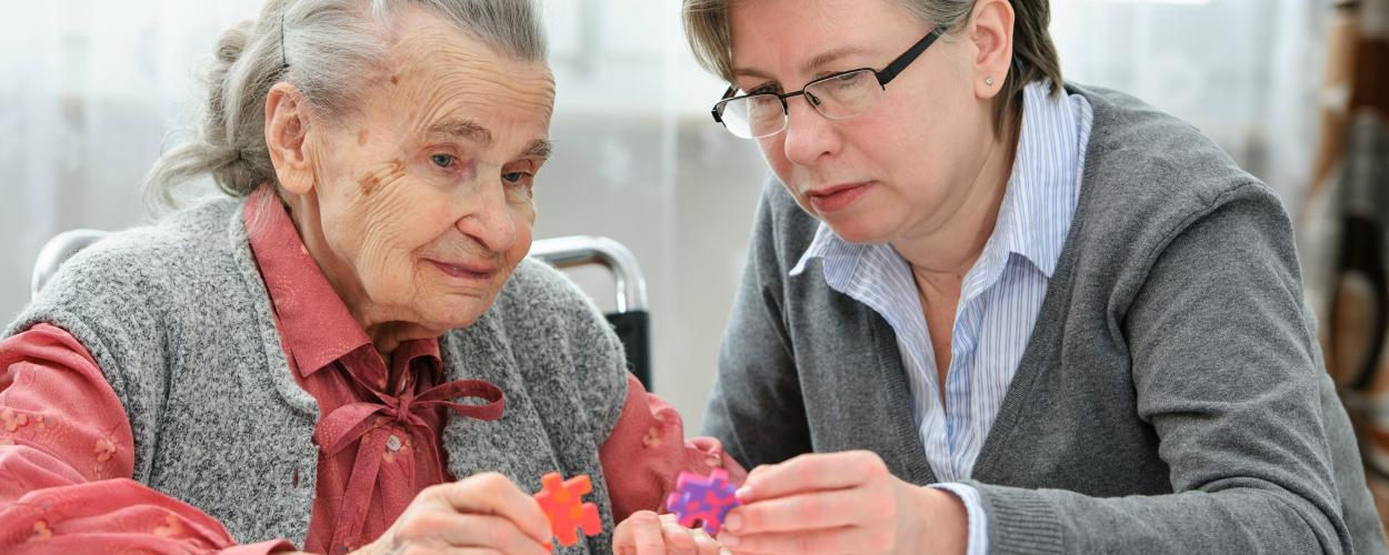 Caregiving for Alzheimer's and dementia patients