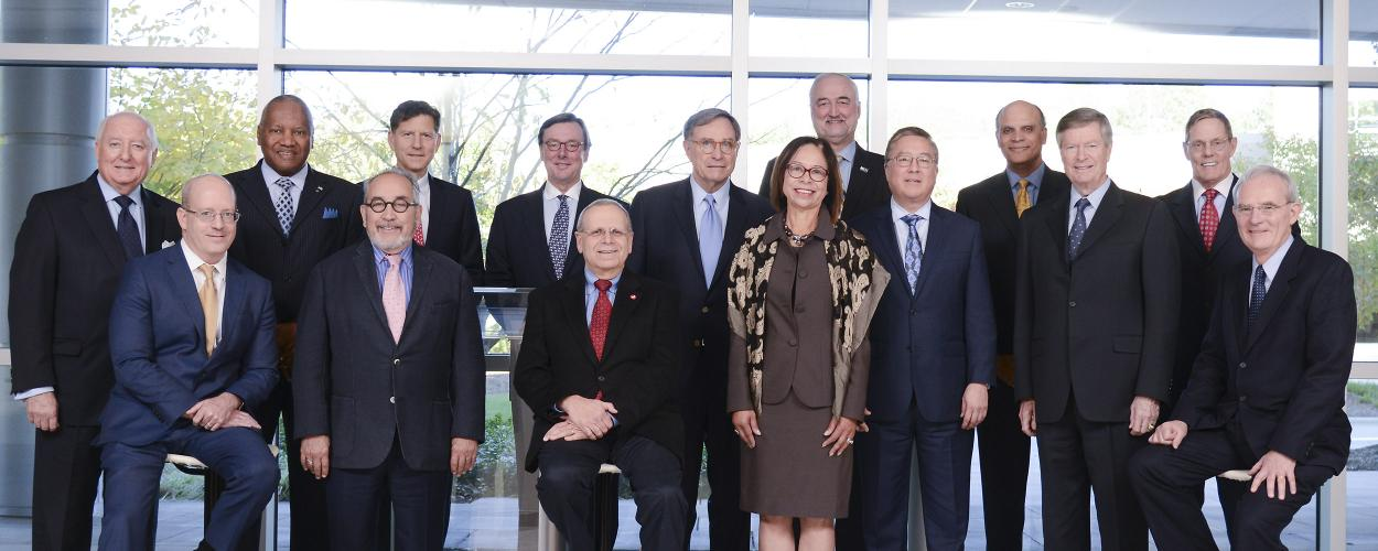 2017 Board of Governors