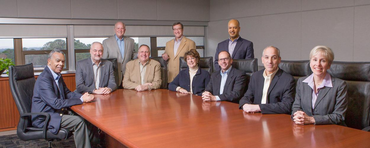 RTI's Executive Leadership Team