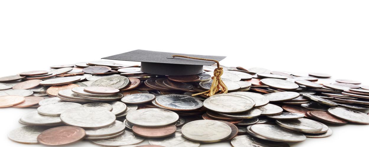 Graduate debt is increasing