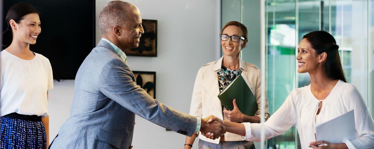strategic partner business clients