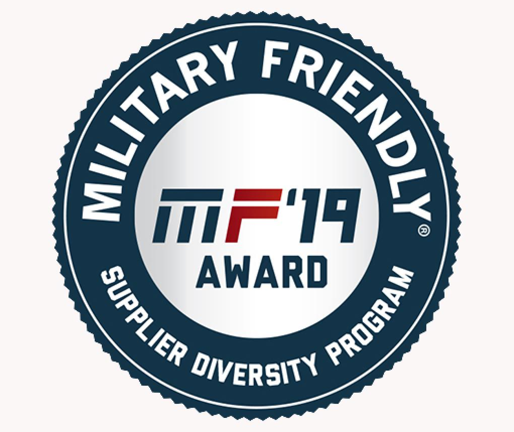 Military Friendly Supplier Diversity