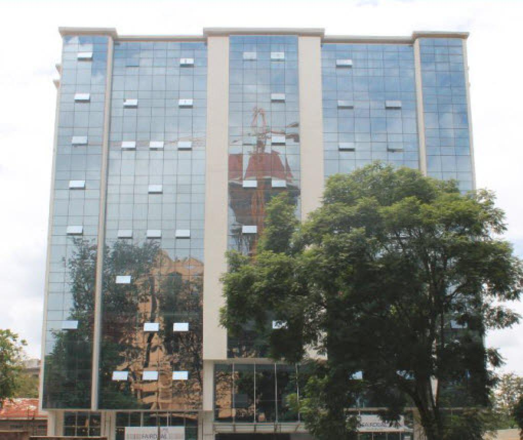 RTI's office building in Nairobi, Kenya