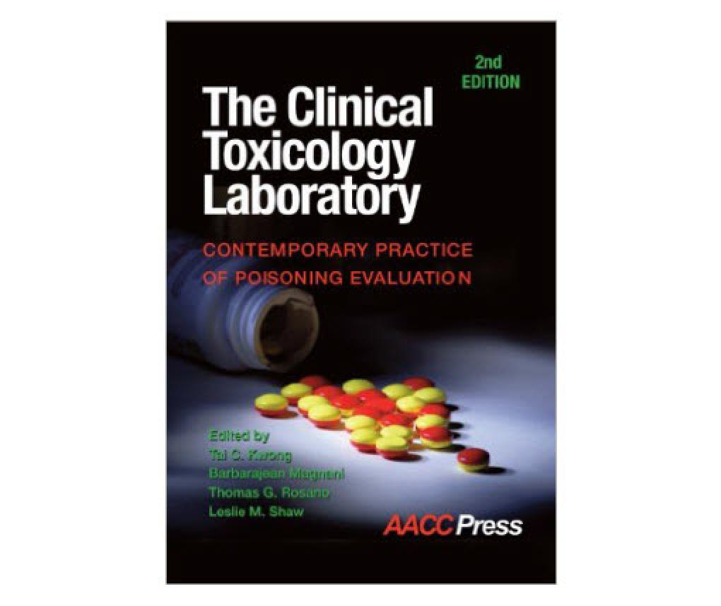 Cover of The Clinical Toxicology Laboratory Manual, 2nd Edition