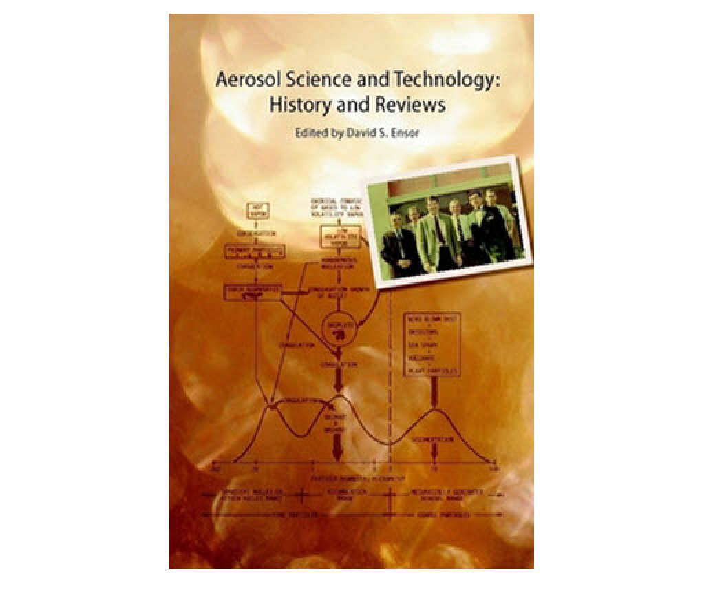 Cover of Aerosol Science and Technology: History and Reviews