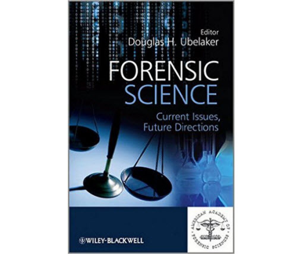 Cover of Forensic Science: Current Issues, Future Directions