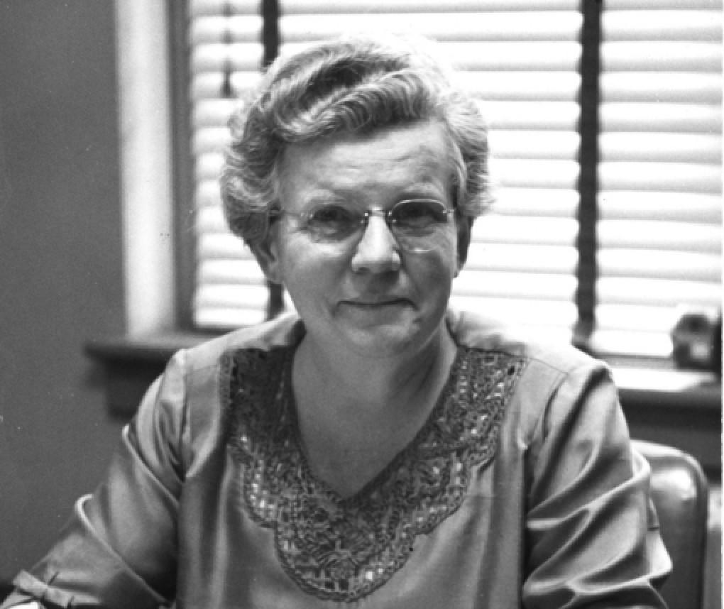 Gertrude Cox