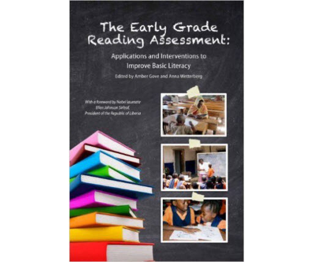 Cover of the Early Grade Reading Assessment book
