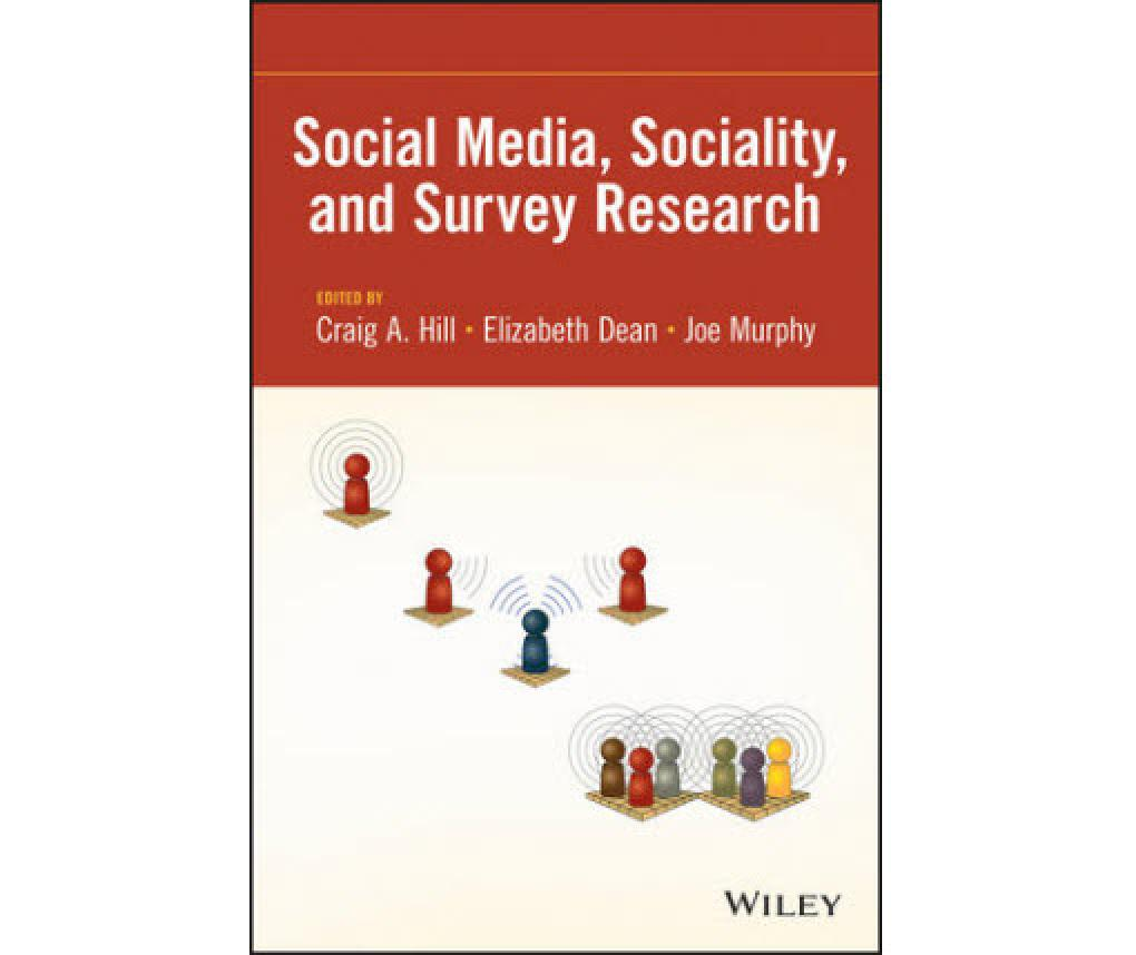 Cover of Social Media, Sociality, and Survey Research