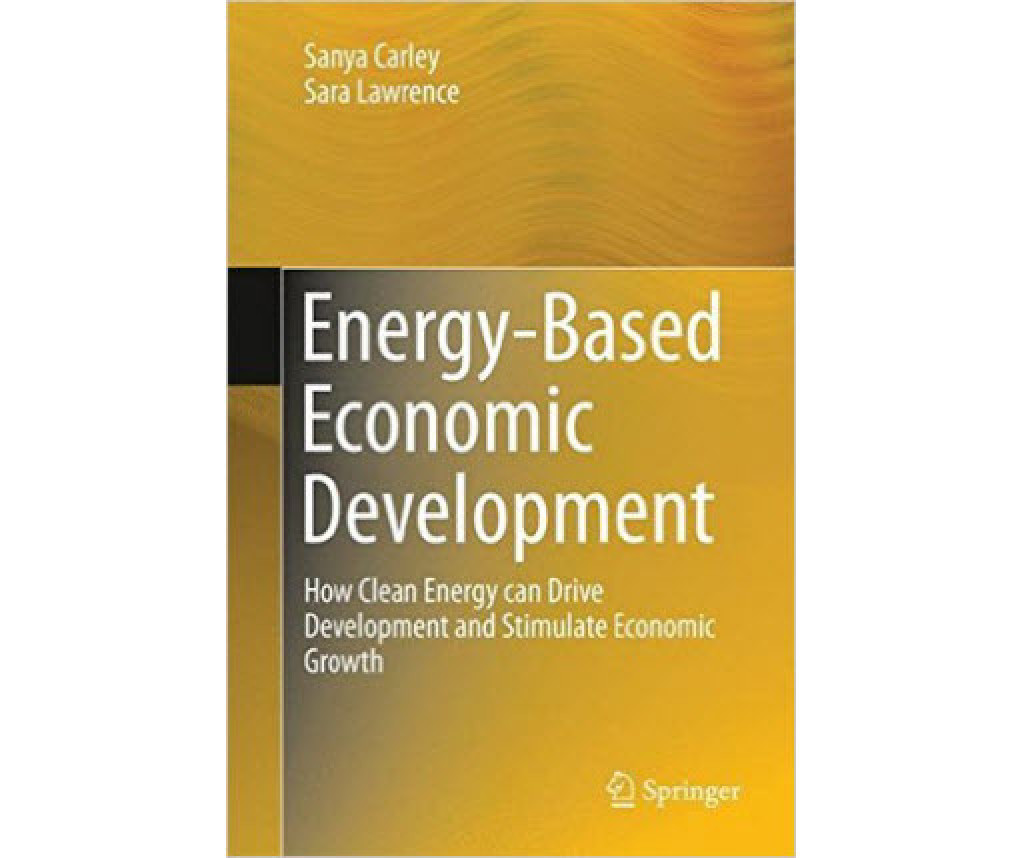 Cover of Energy-based Economic Development book