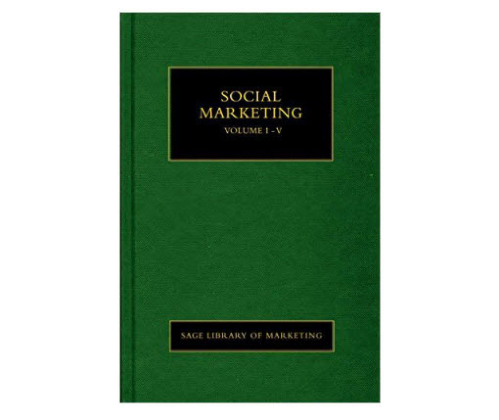 Volume 1-5 of the Series Social Marketing