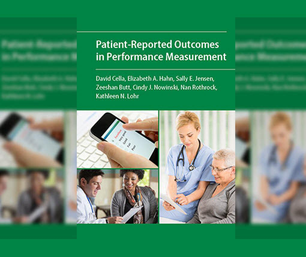 Cover of Patient-Reported Outcomes in Performance Measurement
