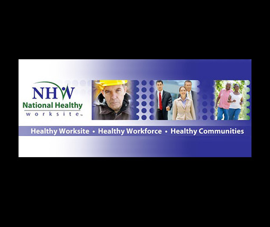 logo for the National Healthy Worksite Program