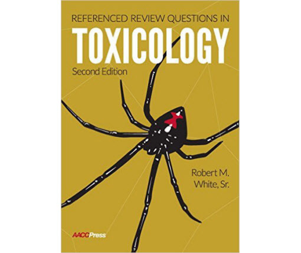 Cover of Referenced Review Questions in Toxicology, Second Edition