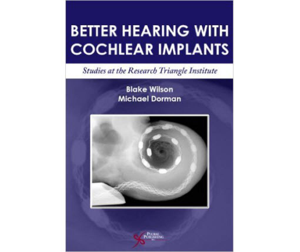 Cover of Better Hearing with Cochlear Implants