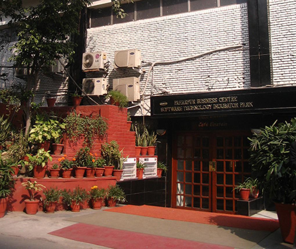 Office of RTI's subsidiary in New Delhi, India