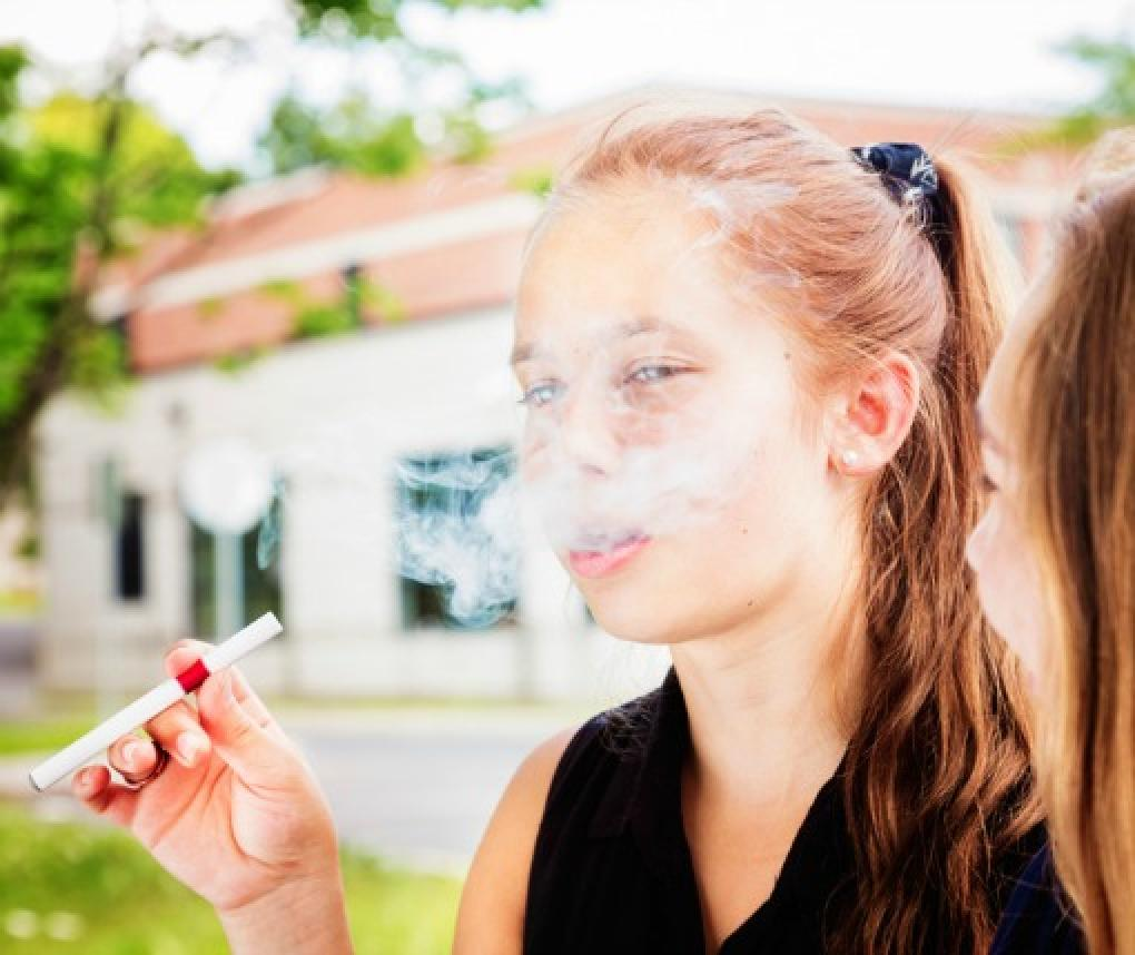 Teens and tobacco